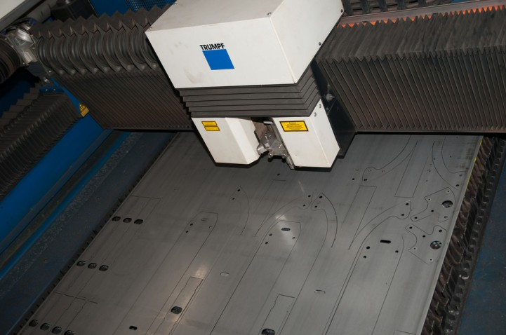 Plate Laser Cutting
