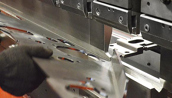 Modern metalworking equipment