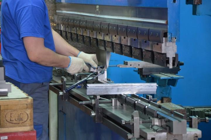 Гнуття металу - NG Metal Ukraine комплексне металообробне підприємство